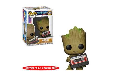 Groot Marvel Collectors Corps #260