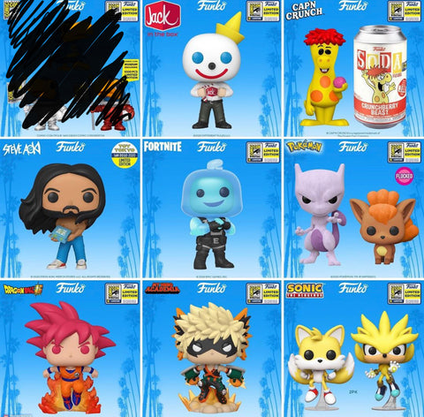 [PRE-ORDER] 2020 Shared SDCC Exclusives