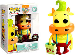 Heffer (Glow in the Dark) CHASE #321