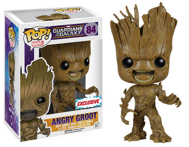 Angry Groot Exclusive #84