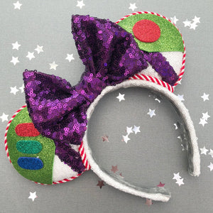 Space Ranger - Buzz Lightyear Toy Story Inspired Mouse Ears