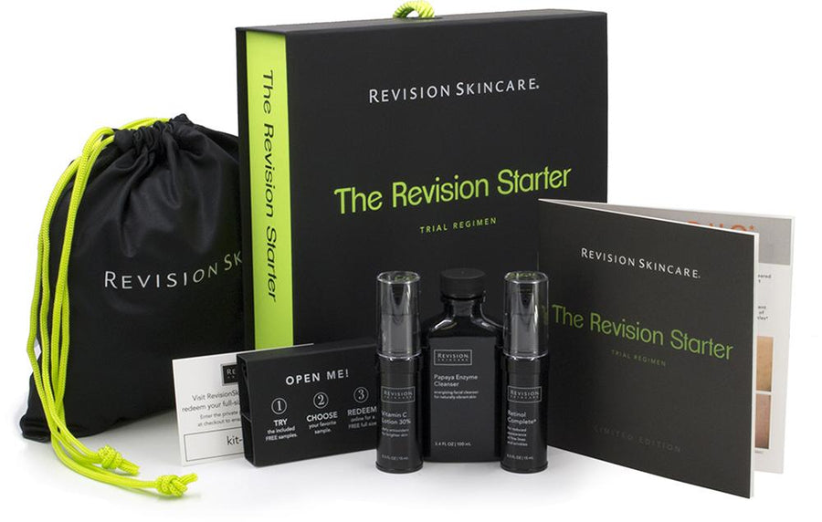 Revision Skincare - The Revision Starter Trial Regimen