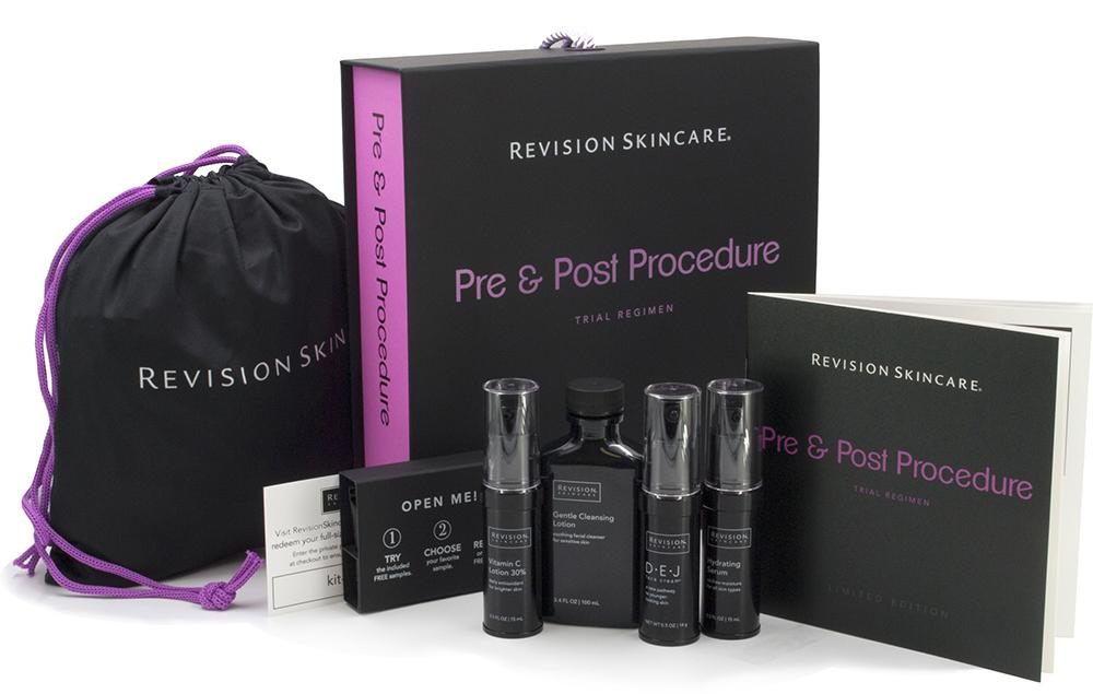 Revision Skincare -  Pre & Post Procedure Trial Regimen