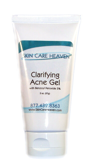 Skin Care Heaven Clarifying Acne Gel