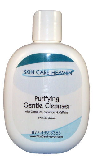 Skin Care Heaven Purifying Gentle Cleanser