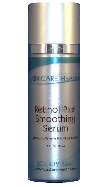 Skin Care Heaven Retinol Plus Smoothing Serum