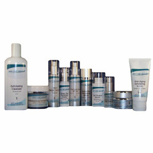 Skin Care Heaven Deluxe Anti-Aging System for Normal to Oily Skin
