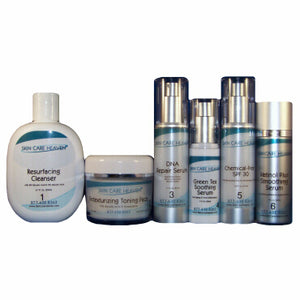 Skin Care Heaven Anti-Aging System for Oily or Acne Prone Skin