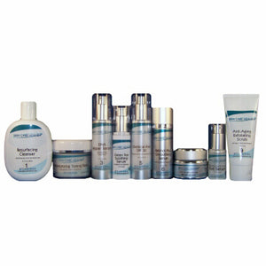 Skin Care Heaven Deluxe Anti-Aging System for Oily or Acne Prone Skin