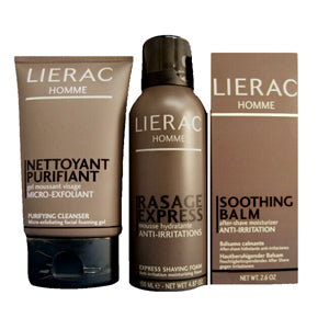 Lierac Paris Anti Aging Shaving System for Men