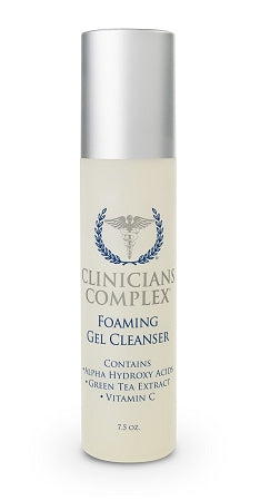 Clinicians Complex Foaming Gel Cleanser