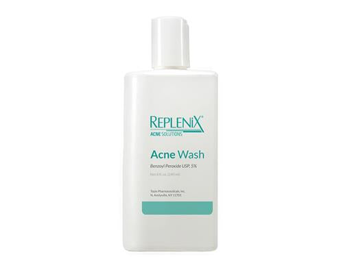 Replenix Acne Solutions Benzoyl Peroxide Acne Wash 5%