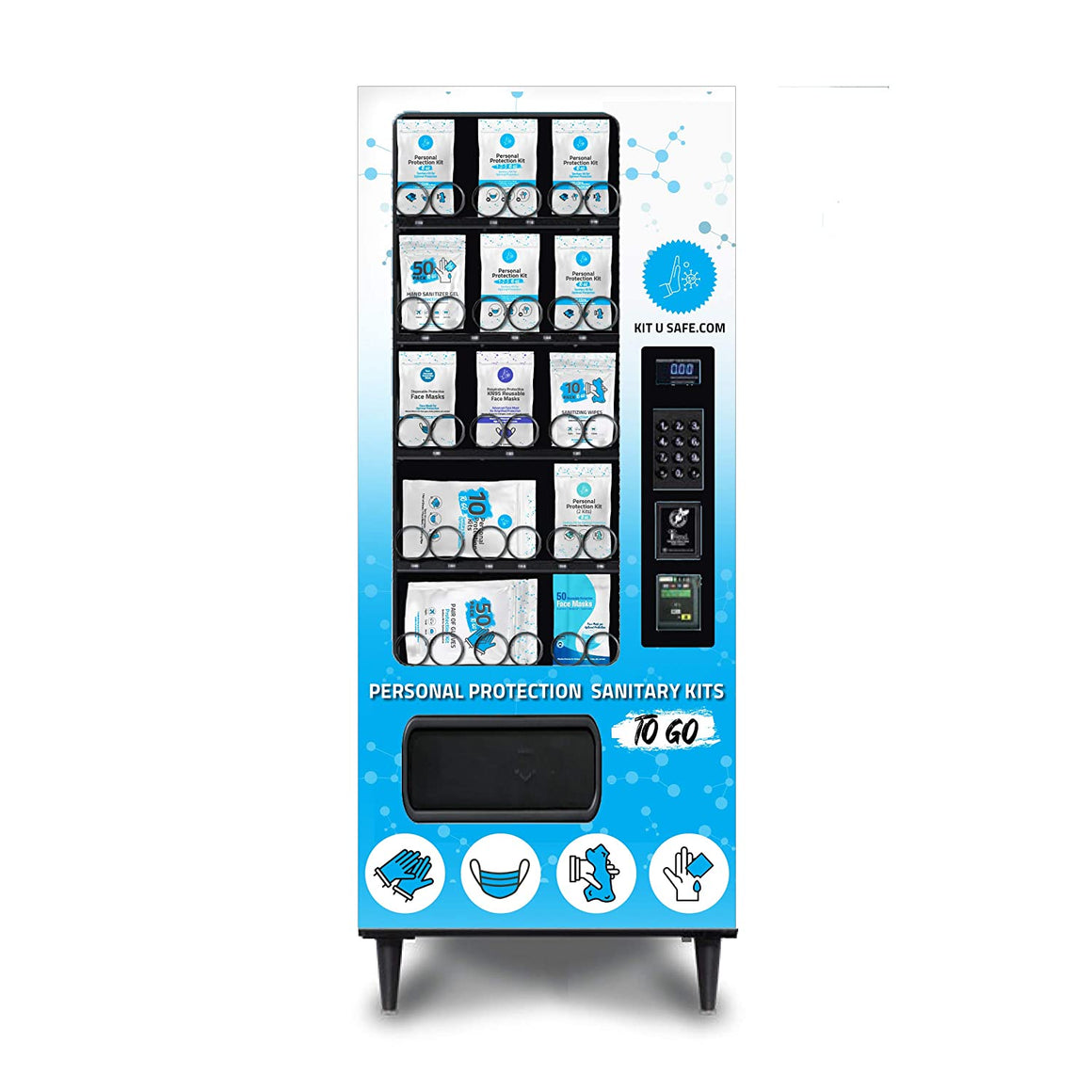 Personal Protective Equipment Vending Machine