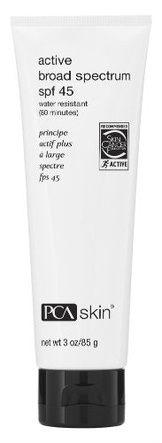 PCA Skin Active Broad Spectrum SPF 45 Water Resistant