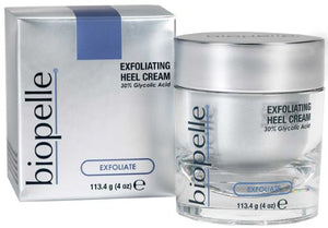 Biopelle Exfoliating Heel Cream