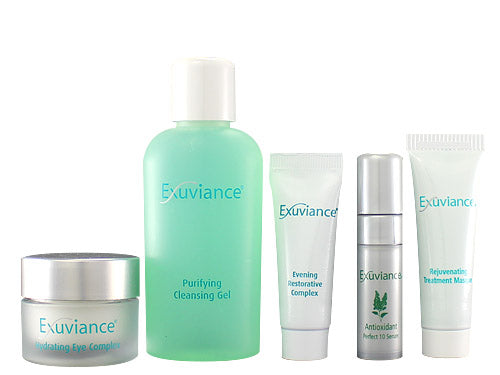 Exuviance Essentials Normal Travel Collection