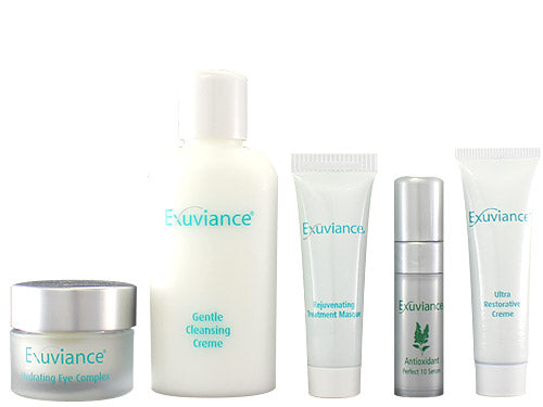 Exuviance Essentials Sensitive Travel Collection