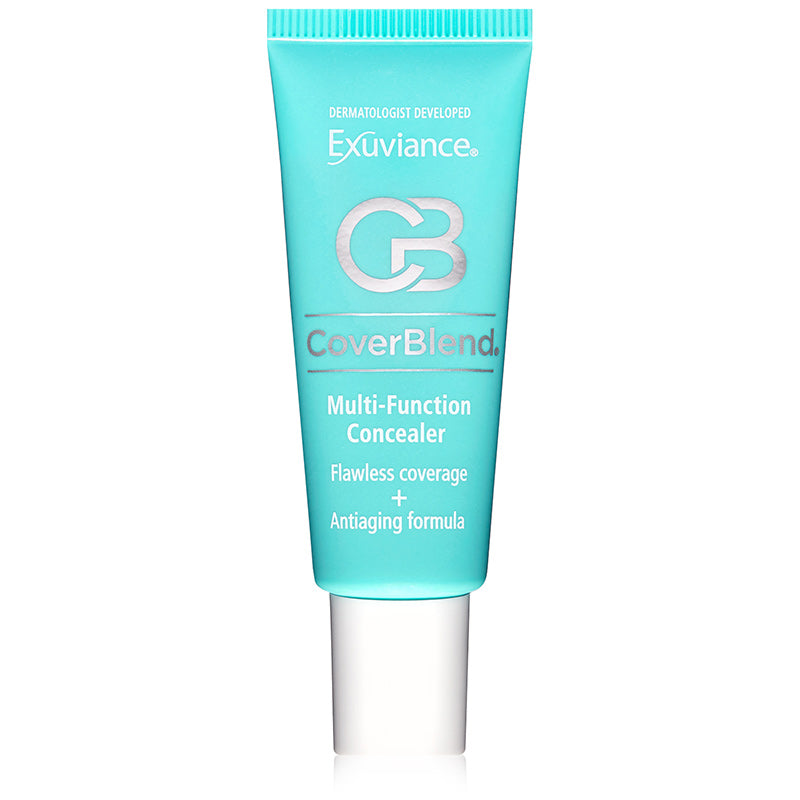 Exuviance CoverBlend Concealing Treatment Makeup SPF 30 - Teracotta Sand