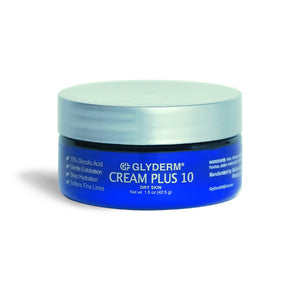 Glyderm Cream Plus 10% Glycolic Acid Exfoliator