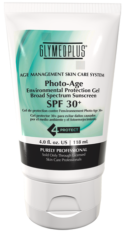 GlyMed Plus Photo-Age Environmental Protection Gel SPF 30