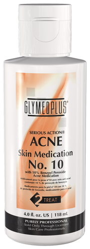 GlyMed Plus Serious Action Skin Medication No. 10