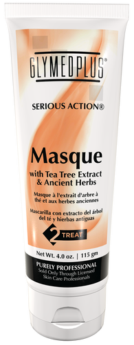 GlyMed Plus Serious Action Masque