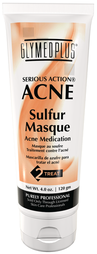 GlyMed Plus Serious Action Sulfur Masque