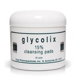 Topix Glycolix 15% Cleansing Pads