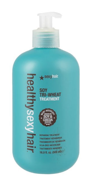 Healthy Sexy Hair Soy and Cocoa Tri Wheat Leave In Conditioner