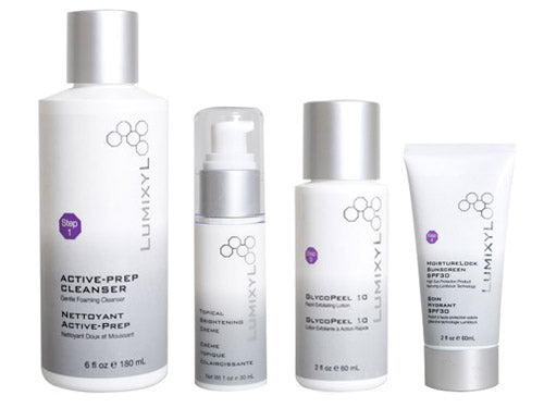 Envy Medical Lumixyl Topical Brightening System GlycoPeel 10