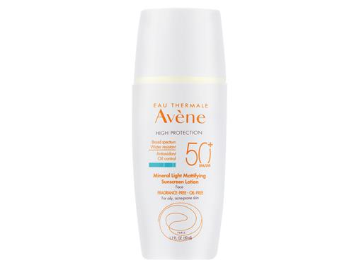 Avene Mineral Light Mattifying Sunscreen Lotion SPF 50+