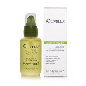 Olivella All Natural Virgin Olive Oil Moisturizer