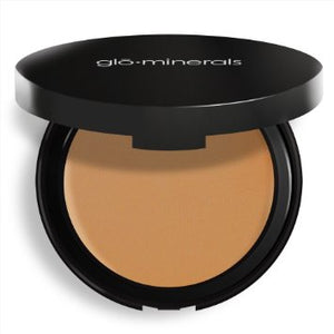 Glo-Minerals Pressed Base - Honey Dark