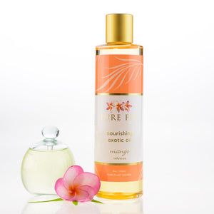 Pure Fiji Exotic Bath & Body Oil - Mango