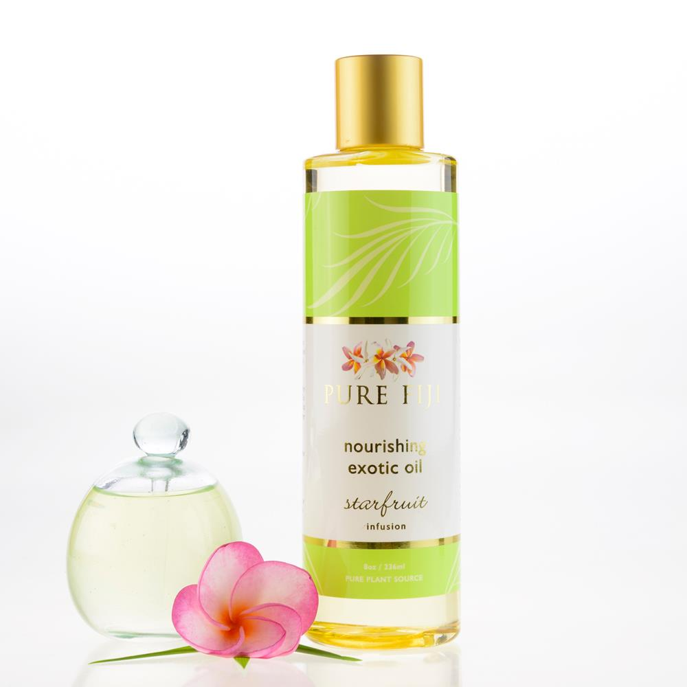 Pure Fiji Exotic Bath & Body Oil - Starfruit
