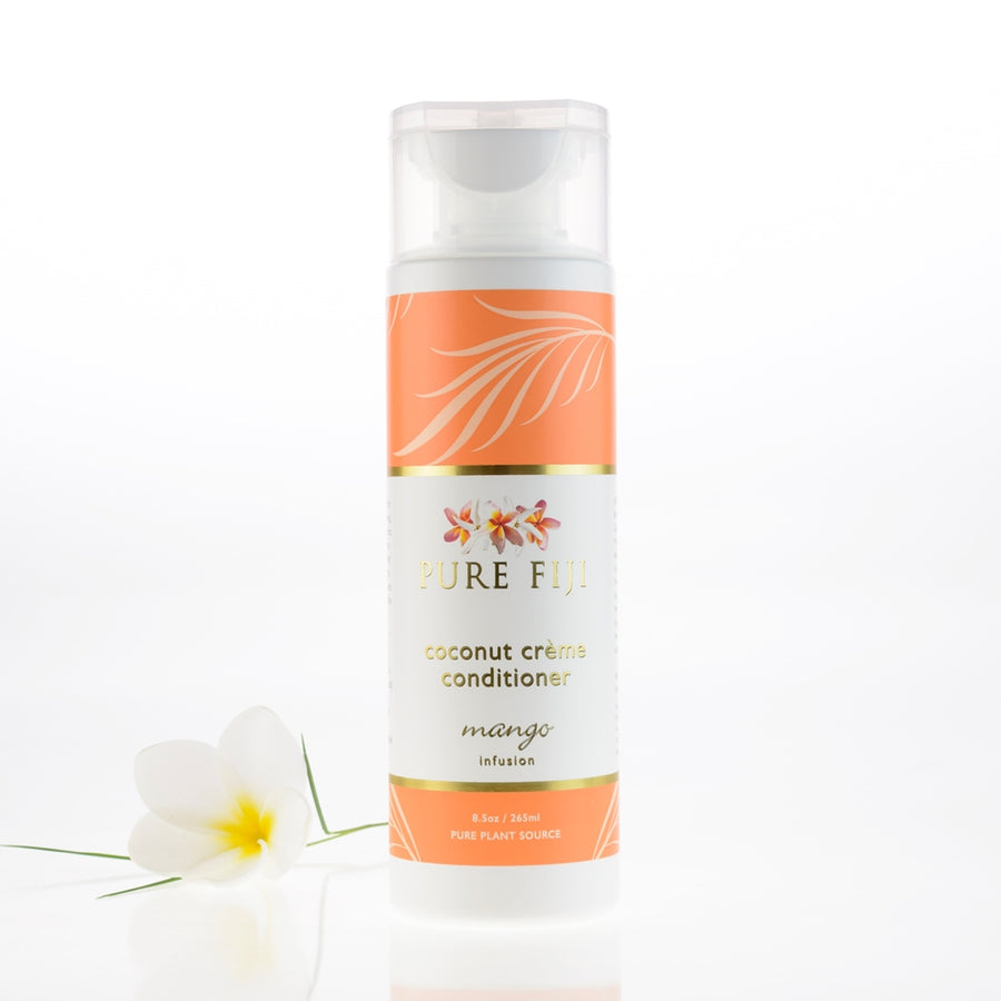 Pure Fiji Coconut Creme Conditioner - Mango