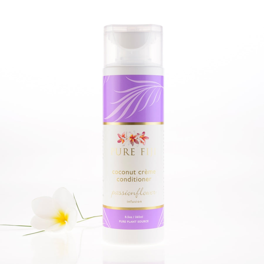 Pure Fiji Coconut Creme Conditioner - Passionflower