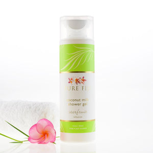 Pure Fiji Coconut Milk Shower Gel - Starfruit
