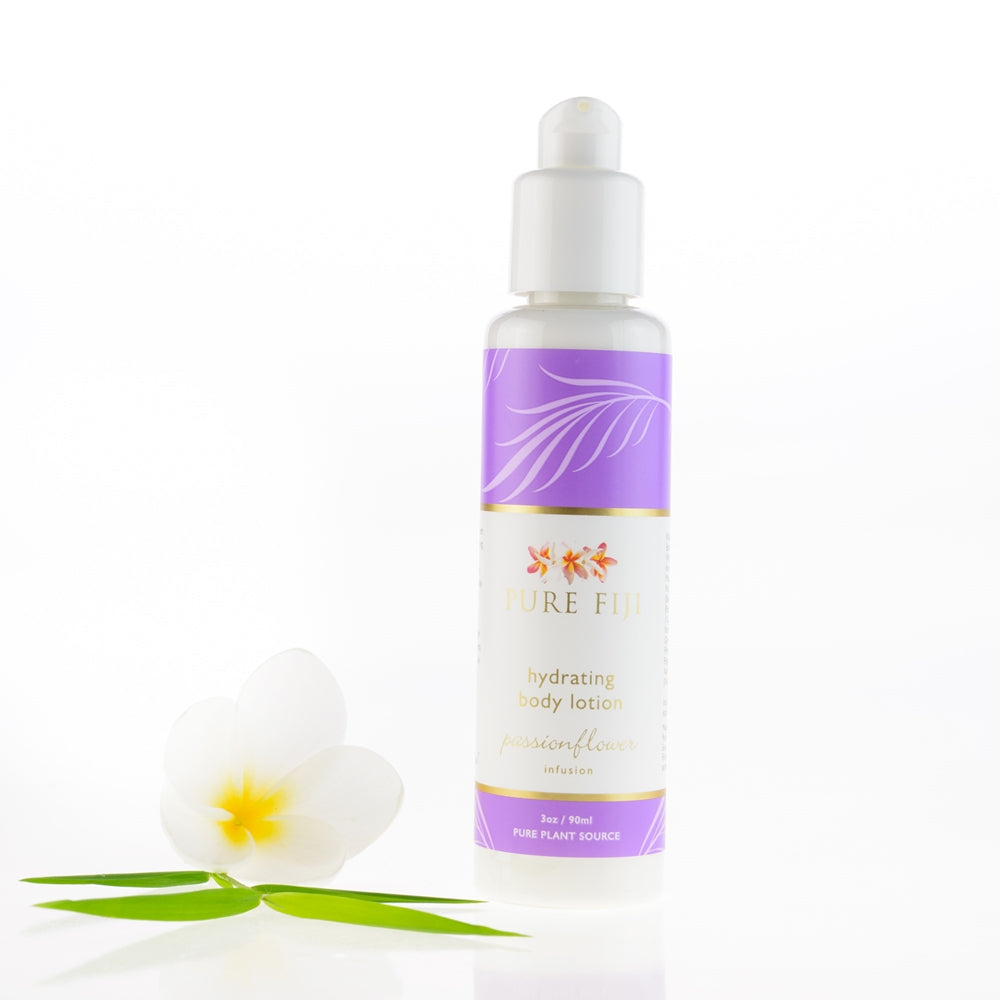 Pure Fiji Travel Lotion - Passionflower