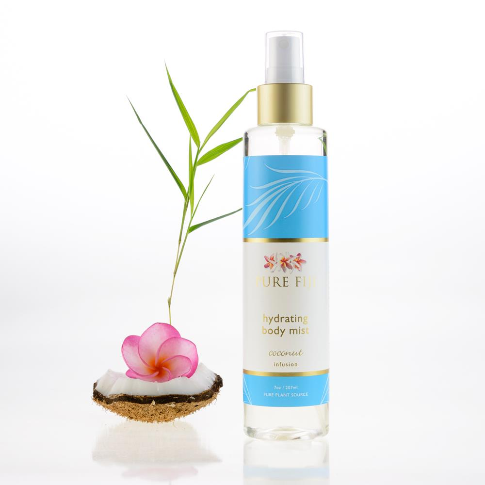 Pure Fiji Body Mist - Coconut