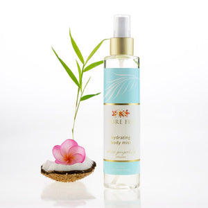 Pure Fiji Body Mist - White Gingerlily