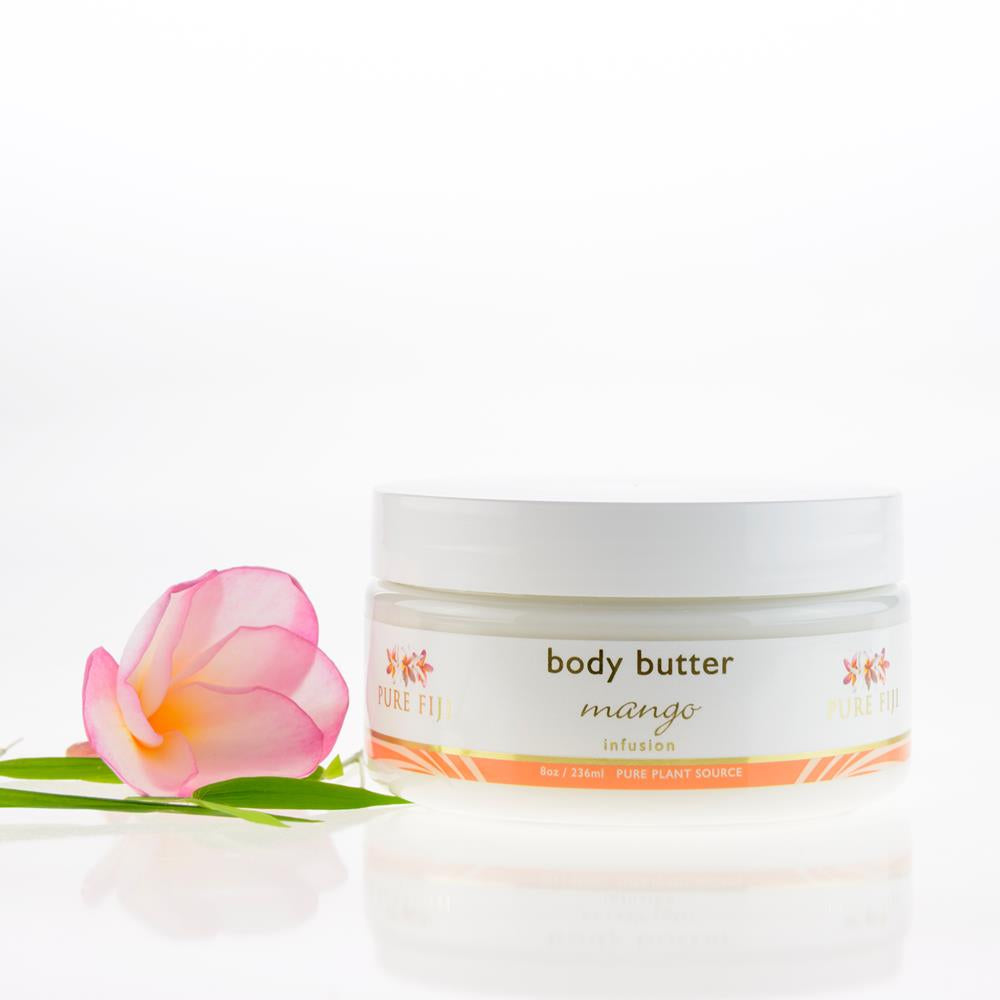 Pure Fiji Body Butter - Mango