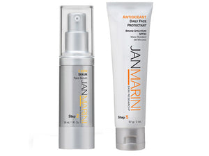 Jan Marini  Rejuvenate and Protect w/ Antioxidant Daily Face Protectant SPF 33