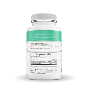 pH Advantage Vitamin C Immune Support for Adults with Zinc Picolinate