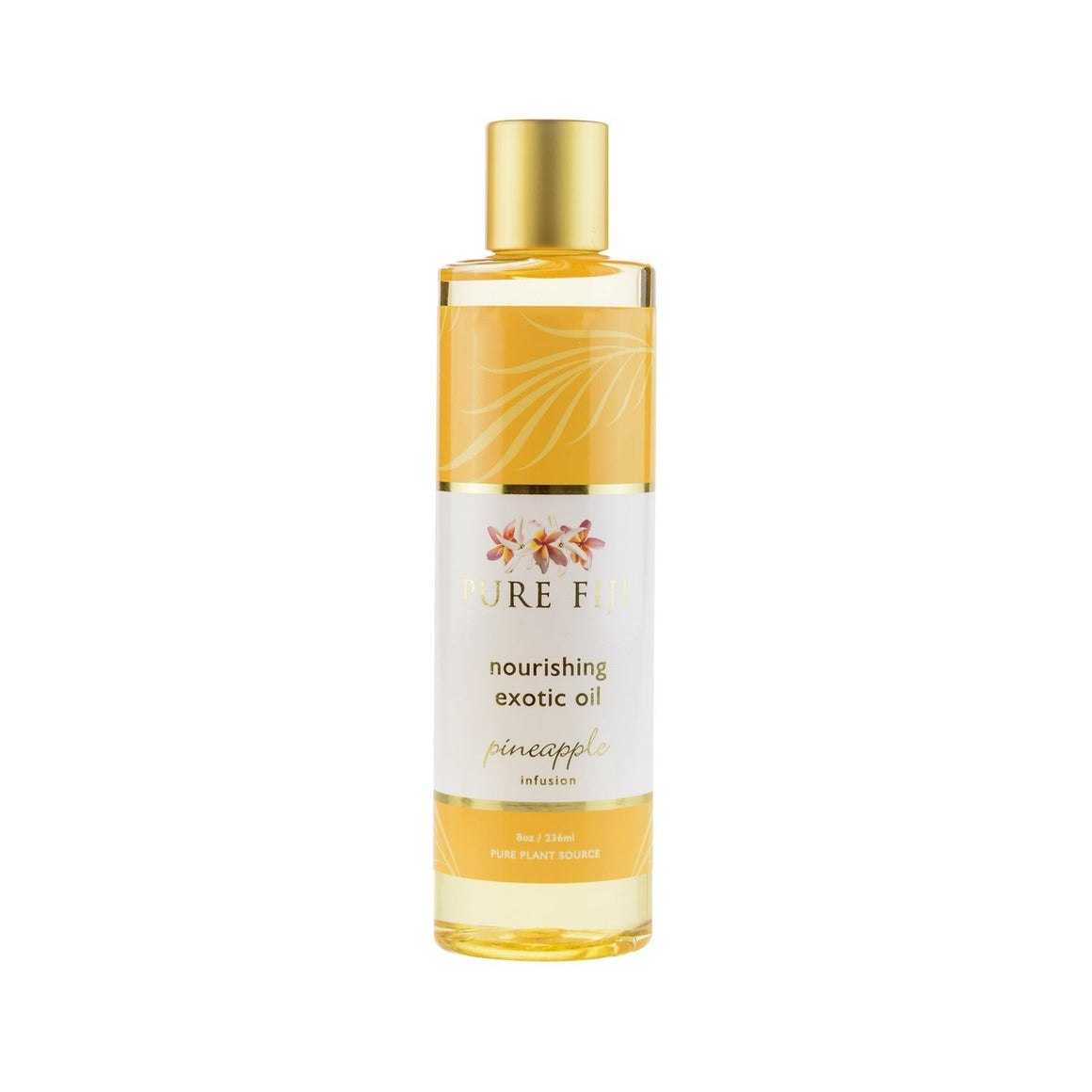 Pure Fiji Exotic Bath & Body Oil - Pineapple