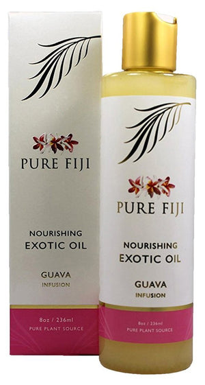 Pure Fiji Exotic Bath & Body Oil - Guava