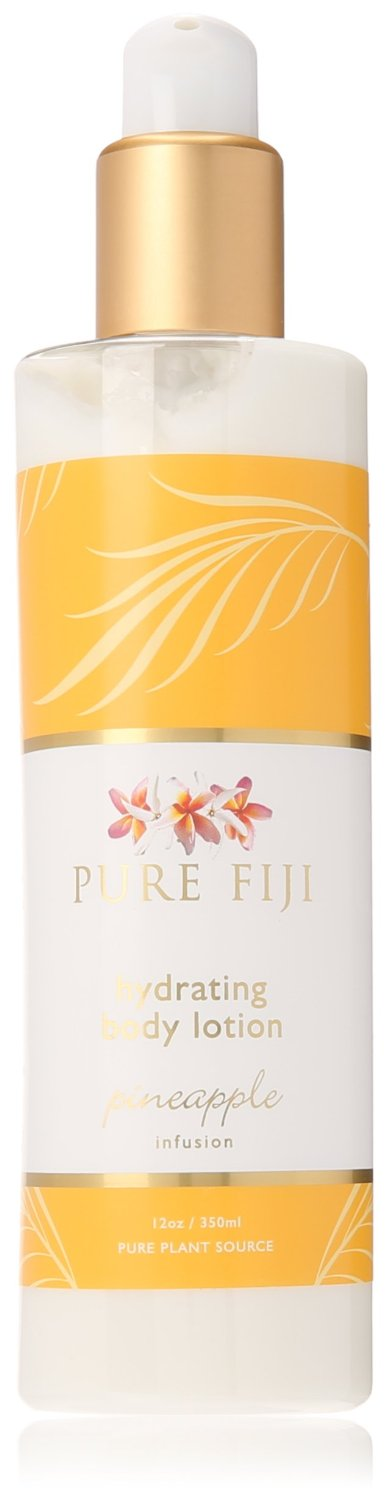 Pure Fiji Hydrating Body Lotion - Pineapple