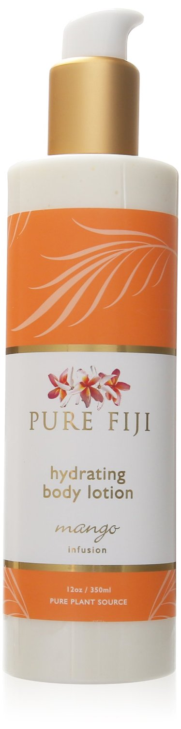 Pure Fiji Hydrating Body Lotion - Mango