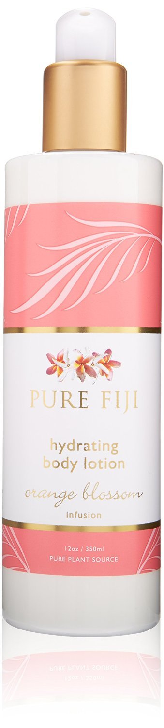 Pure Fiji Hydrating Body Lotion - Orange Blossom