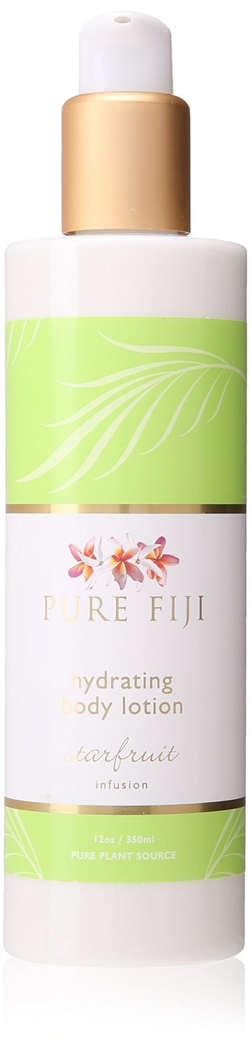 Pure Fiji Hydrating Body Lotion - Starfruit